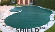 Захисне накриття для басейнів