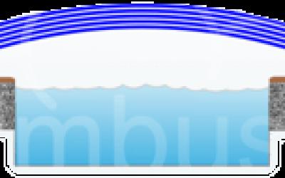 Павільйон для басейну «Caliber»